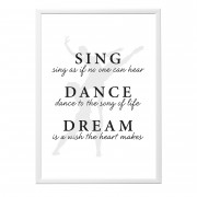 Sing Dance Dream