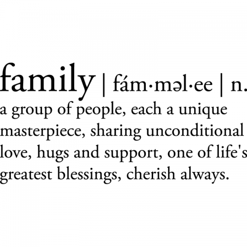 Definition Of Family Related Keywords & Suggestions - Definition ...
